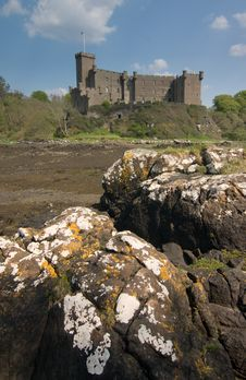Free Dunvegan Castle Stock Photo - 5794350
