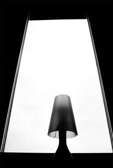 Free Lamp On Window Stock Photos - 5794703