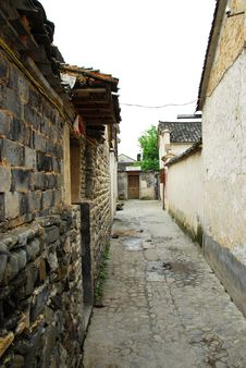 Free Hongcun Street Stock Photo - 5794860