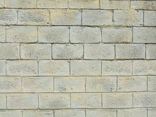 Free Yellow Bricks Background Royalty Free Stock Photos - 5795028