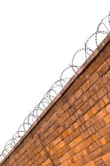 Free Barbed Wire Stock Photo - 5795130