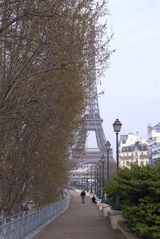 Free Eiffel Tower Royalty Free Stock Images - 5795669