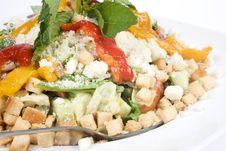 Free Salad Bowl Royalty Free Stock Photography - 5795967
