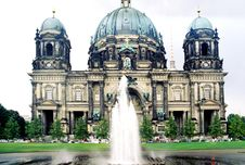 Free Berlin Cathedral Stock Photos - 5796003