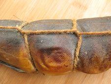 Free A Hot Smoked Fish Stock Photography - 5796022