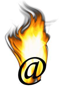 Free Fiery @ Symbol Stock Photography - 5796152