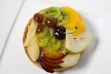 Free Tasty Fruit Cake Stock Photo - 5796160