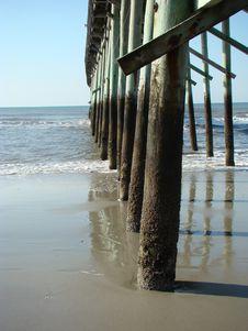 Free Ocean Pier Stock Image - 5796261