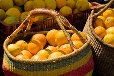 Free Oranges Royalty Free Stock Image - 5796346