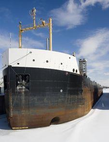 Free Ship Royalty Free Stock Photos - 5796398