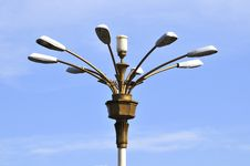 Free Pretty Lamp Stock Photography - 5796602