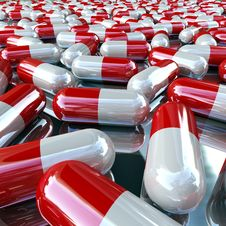 Free Pills Stock Images - 5796704