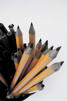 Free Pencil Holder Stock Photography - 5797112