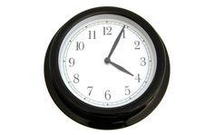 Free Clock Royalty Free Stock Photography - 5797307