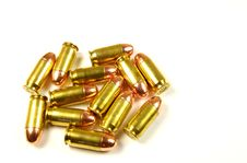 Free Dropped Bullets Royalty Free Stock Photos - 5797418