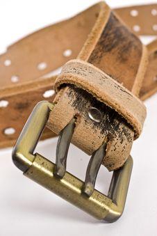 Free Stylish Belt Stock Photography - 5797802