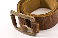 Free Simple Belt Stock Photo - 5798030