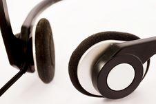 Free Headphone Royalty Free Stock Image - 5798406