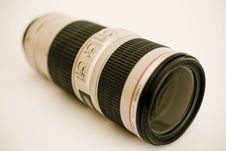 Free Focus Lens Royalty Free Stock Images - 5799089