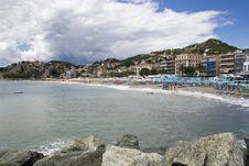 Free Coast Liguria Stock Photo - 5799360