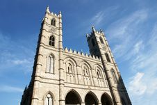 Free Gothic Christian Cathedral Church Royalty Free Stock Image - 5799386