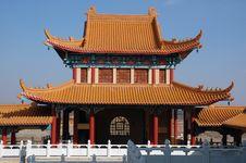 Free Buddhist Temple. Stock Photo - 5799440