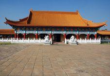 Free Buddhist Temple. Royalty Free Stock Photos - 5799448