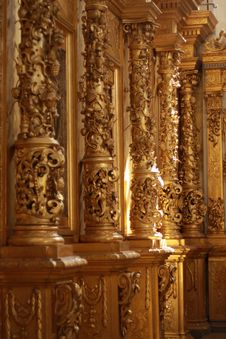 Free Columns Stock Image - 5799981