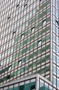 Free Green Glass Building. Royalty Free Stock Photography - 582227
