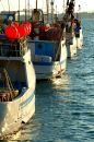 Free Waiting Boats Stock Photos - 584503