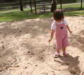 Free Drawing In The Sand Royalty Free Stock Photo - 585665