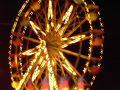 Free Spinning Blured Ferris Wheel Royalty Free Stock Photo - 589875