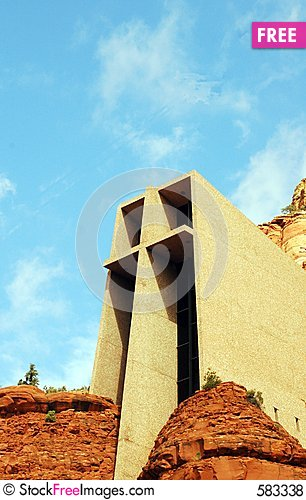 Free Chapel Of The Holy Cross 5 Royalty Free Stock Photos - 583338