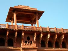 Free Agra Fort In Agra. Stock Images - 581074
