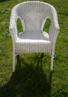 Free Garden Chair Stock Photos - 582193