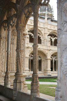 Free Monastery In Lisbon Stock Photography - 582482