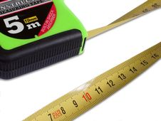 Free Measuring Tape Royalty Free Stock Images - 584369