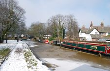 Worsley Village Royalty Free Stock Image