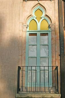 Free Window On Old Spanish Building Stock Images - 585834