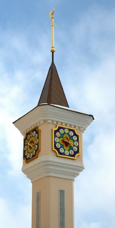 Free Clock Tower Stock Photography - 585882