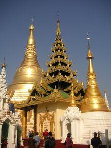 Free Pagoda Stock Images - 586594