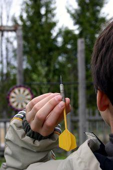 Free Darts Stock Image - 586821
