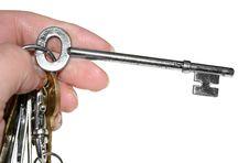 Free Key To Success Royalty Free Stock Photo - 587105