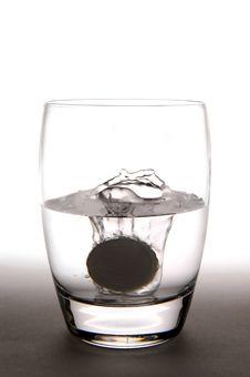 Free Water Glass Stock Photo - 587480
