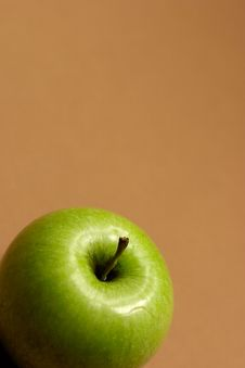 Free Green Apple - Copyspace Stock Photography - 588332