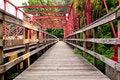 Free Bollman Truss Railroad Bridge Stock Photos - 5806173