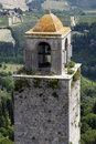 Free Top Of The Bell Tower Royalty Free Stock Photo - 5807895