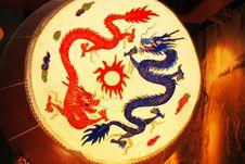Free Dragon Drum Royalty Free Stock Photo - 5801045