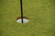 Free Golf Hole Stock Photos - 5801313