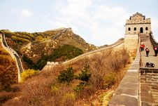 Free Great Wall Of China Stock Photography - 5801772